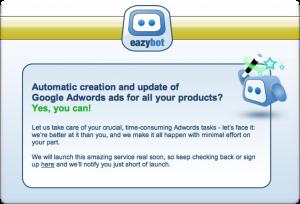 Automatisering af Google Adwords