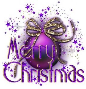 Glædelig jul til dig og din familie!